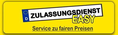 Zulassungsdienst Easy Logo